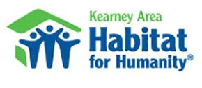 Kearney Area Habitat for Humanity Logo