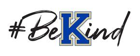 Kearney Public Schools - #BeKind Program Logo