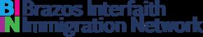 Brazos Interfaith Immigration Network Logo