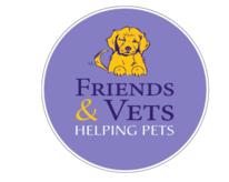 Friends & Vets Helping Pets Logo
