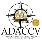 (ADACCV) Alcohol & Drug Abuse Council for the Concho Valley Logo