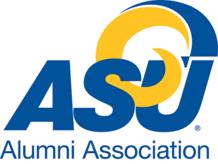 Angelo State University Alumni Association Logo
