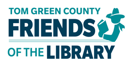 Tom Green County Friends of the Library Logo
