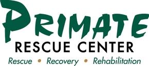 Primate Rescue Center Inc. Logo