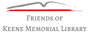 Friends of Keene Memorial Library Logo