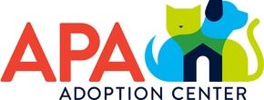 Animal Protective Association of Missouri (APA) Logo