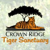Crown Ridge Tiger Sanctuary Logo
