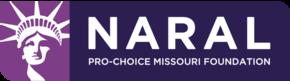 NARAL Pro-Choice Missouri Foundation Logo