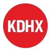 KDHX Community Media Logo