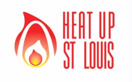 Heat-Up/Cool Down St. Louis Logo