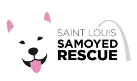 Saint Louis Samoyed Rescue Logo