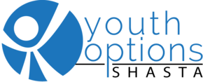 Youth Violence Prevention Council YOUTH OPTIONS SHASTA Logo
