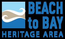 Beach to Bay Heritage Area Logo