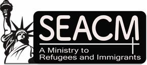 SEACM Southeast Asian Christian Ministry Logo