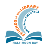 Friends of the Half Moon Bay Library Logo