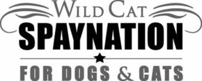 SpayNation for Dogs & Cats Logo