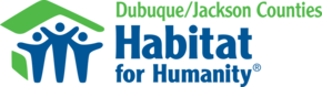 Dubuque/Jackson Counties Habitat for Humanity Logo