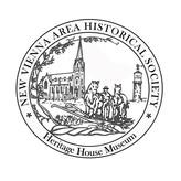New Vienna Area Historical Society - Heritage House Museum Logo