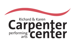 Richard and Karen Carpenter Performing Arts Center Logo