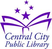 Central City Public Library Logo