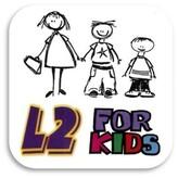 L2 For Kids, Inc. a Nebraska Non Profit  Logo