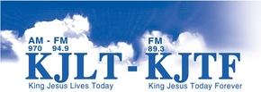 KJLT/KJTF Radio Logo