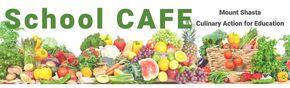 Mount Shasta School CAFE Logo