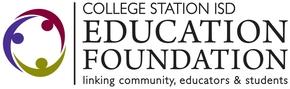 College Station ISD Education Foundation Logo