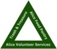 Alice Volunteer Services Logo