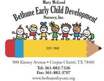 Bethune Early Child Development Nursery Logo