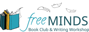 Free Minds Book Club & Writing Workshop Logo