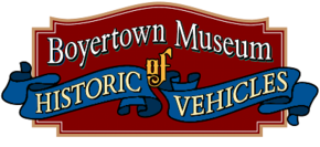 Boyertown Museum of Historic Vehicles Logo