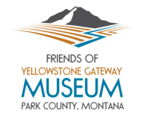 Friends of the Yellowstone Gateway Museum of Park County Logo