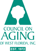 Council on Aging of West Florida Logo