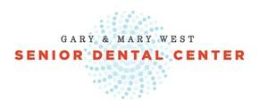 Gary and Mary West Senior Dental Center Logo