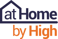 At Home by High Logo
