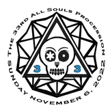 All Souls Procession/Many Mouths One Stomach Logo