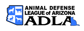 Animal Defense League of Arizona Logo