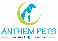 Anthem Pets Animal Rescue Logo