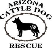 Arizona Cattle Dog Rescue Logo