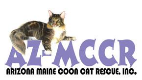 Arizona Maine Coon Cat Rescue Inc Logo