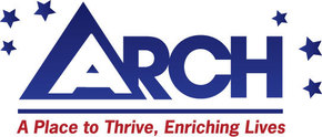 Arizona Recreation Center for the Handicapped (ARCH) Logo