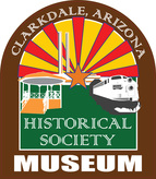 Clarkdale Historical Society and Museum Logo