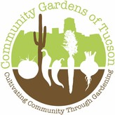 Community Gardens of Tucson Logo