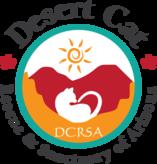 Desert Cat Rescue & Sanctuary of Arizona - DCRSA Logo