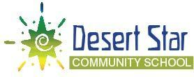 Desert Star Community School Logo
