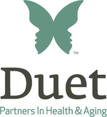 Duet: Partners In Health & Aging Logo