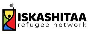 Iskashitaa Refugee Network Logo