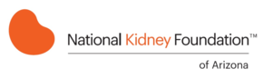 National Kidney Foundation of Arizona Logo