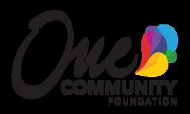 ONE Community Foundation Logo